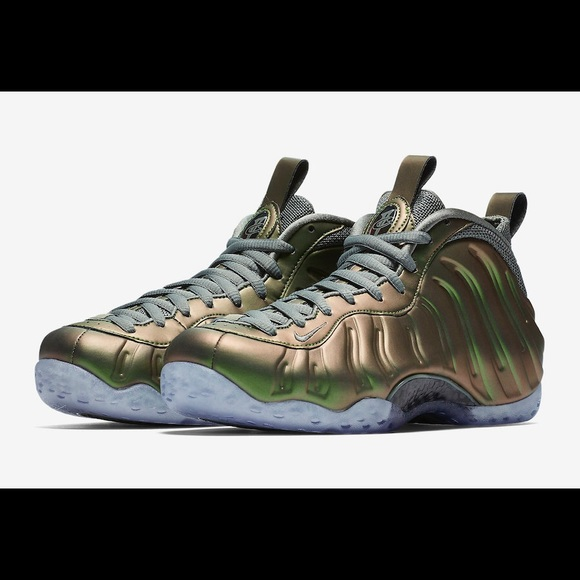 Nike Shoes Air Foamposite One Prm Olympic Poshmark